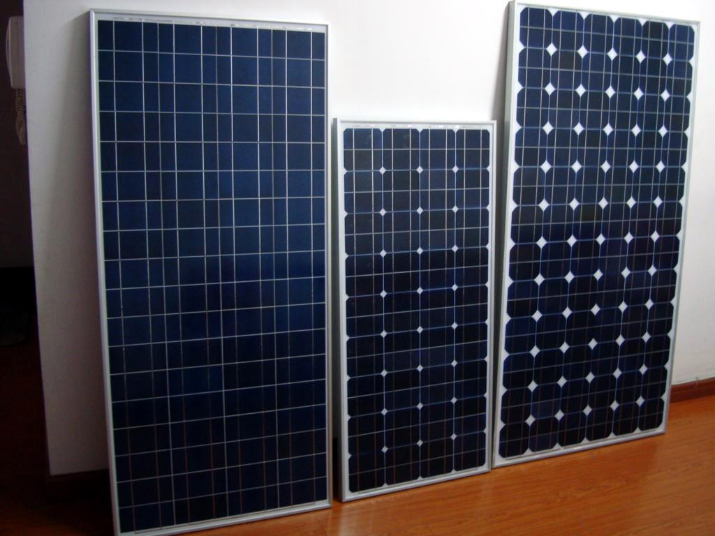 jenis panel surya